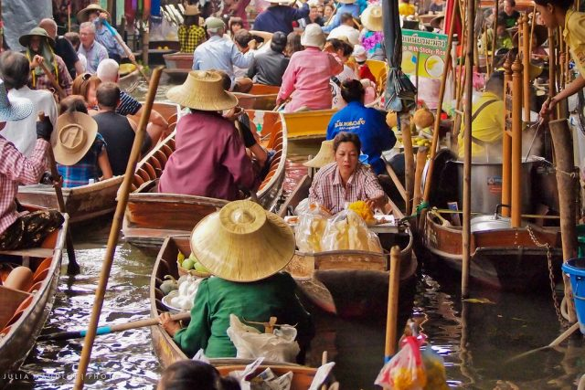 Floating Market Duisko Drugar