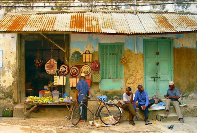 Stone Town Zanzibar disko travel