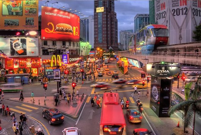 Bukit Bintang Kuala Lumpur Disko Drugar