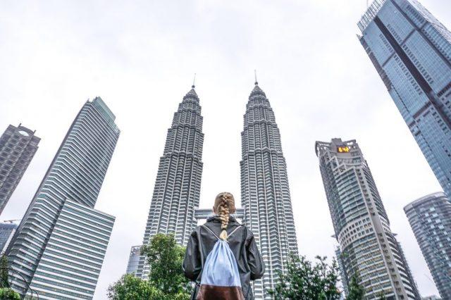 Kule Petronas Kuala Lumpur Disko Drugar