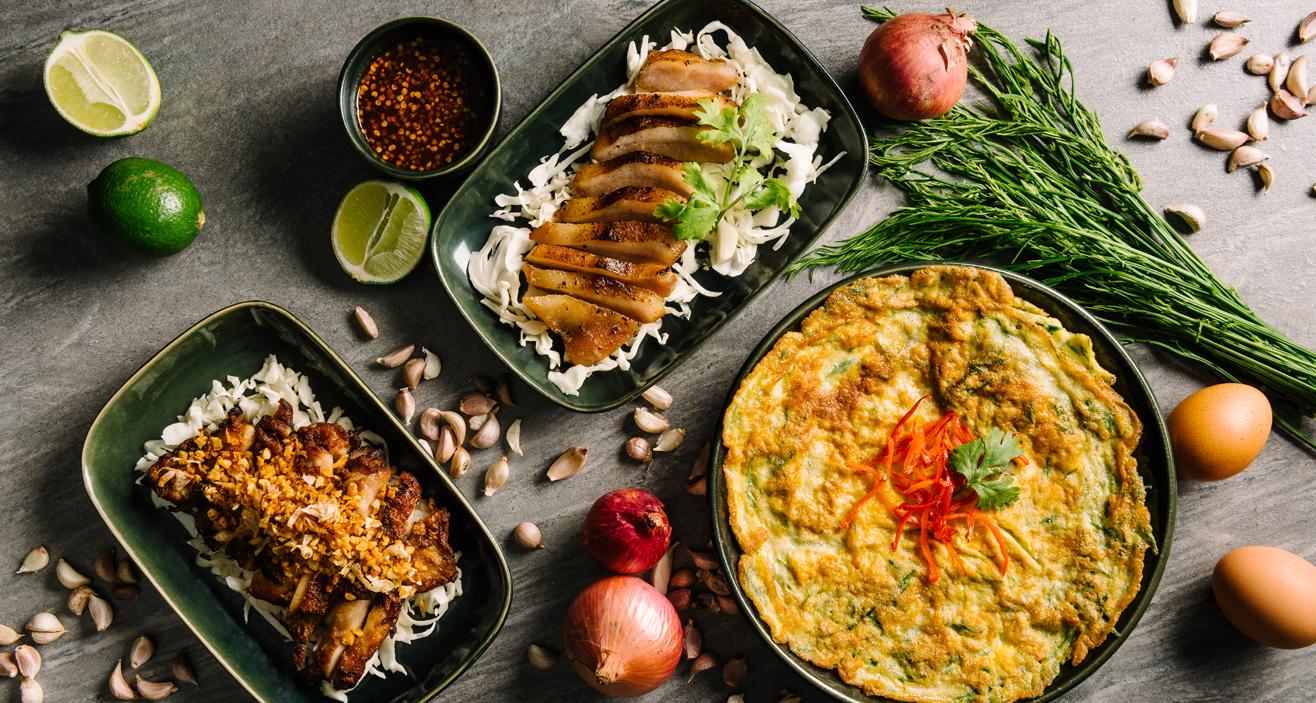 Tajlandska kuhinja Disko Drugar
