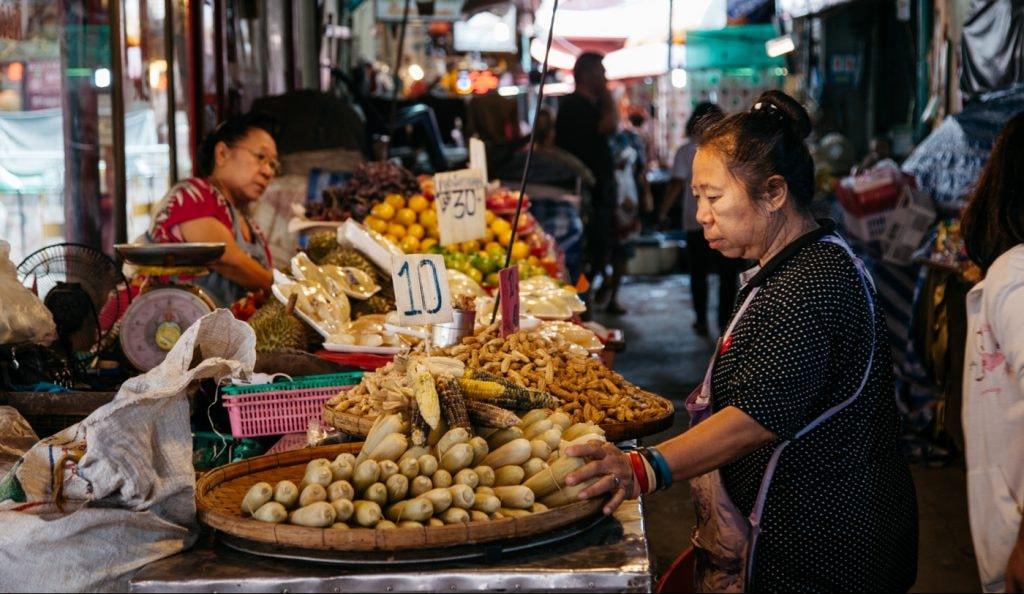 Tajlandska kuhinja na ulici Disko Drugar