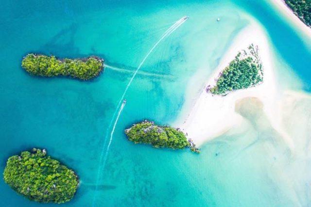 najlepše plaže tajland