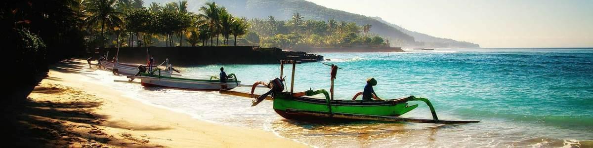 Bali plaže - klima na Baliju