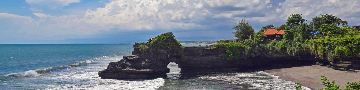 Tanah lot izlet tokom putovanja na Bali