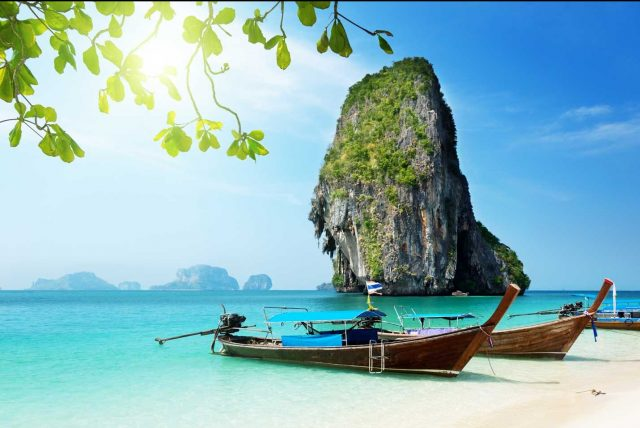 Tajland Phuket Disko Travel