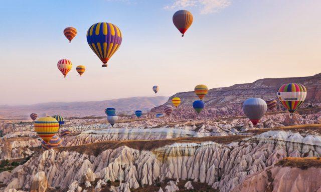Baloni u Kapadokiji Disko Drugar