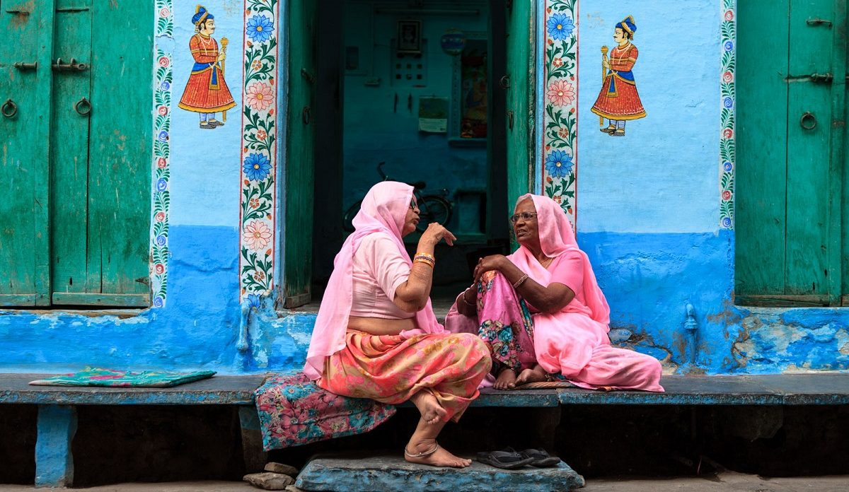 Žene u Indiji Disko Drugar