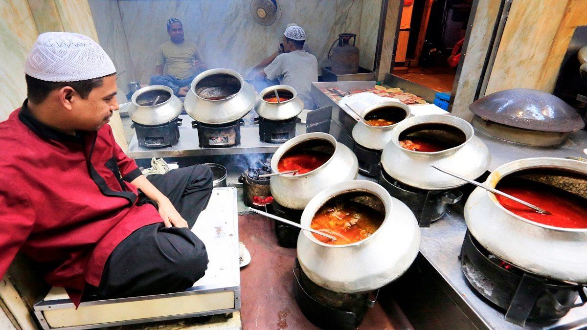 Hrana u Indiji Disko Drugar
