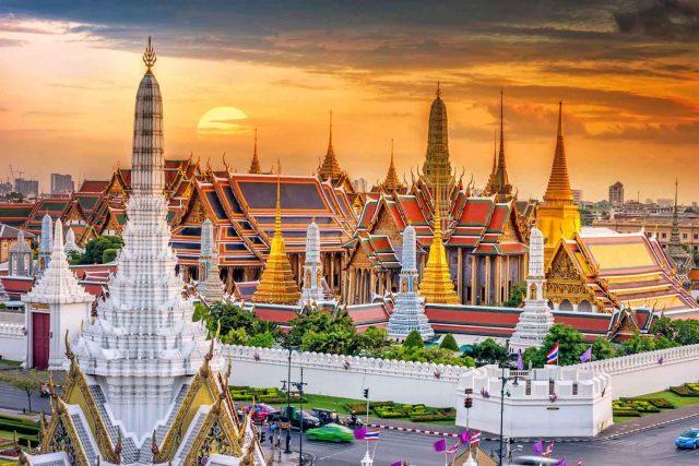 Wat Pho hram