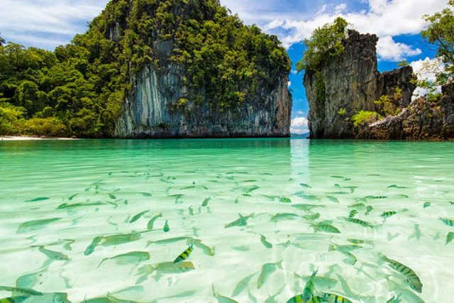 Krabi ostrvo Disko Travel