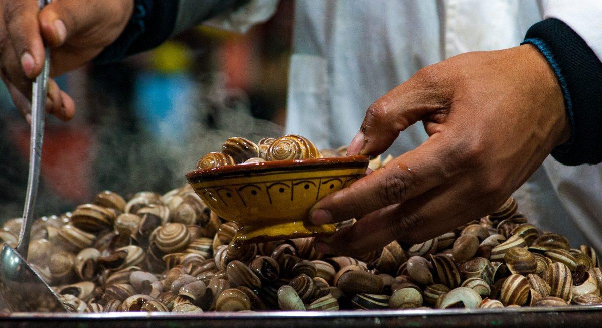 Marokanska jela - Puževa supa