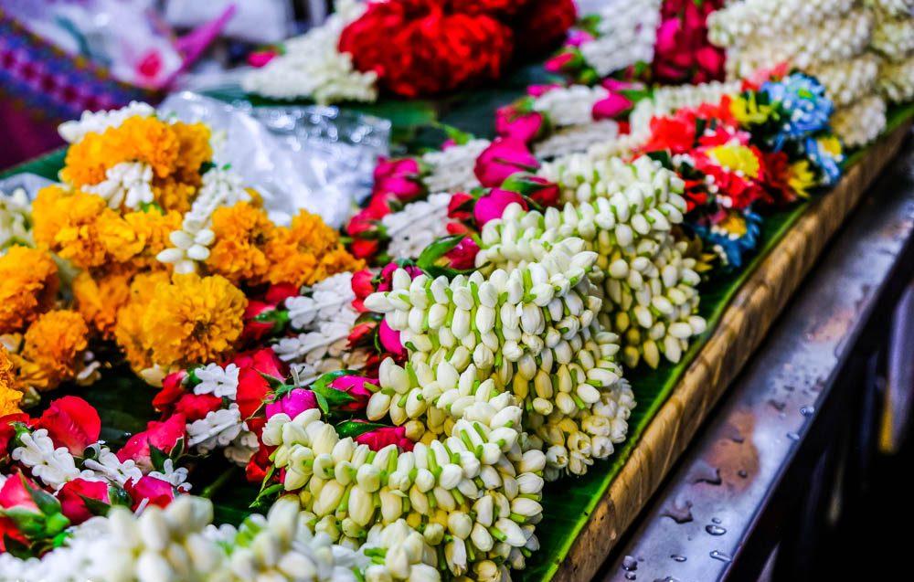 Pijaca cveća u Bangkoku Disko Drugar