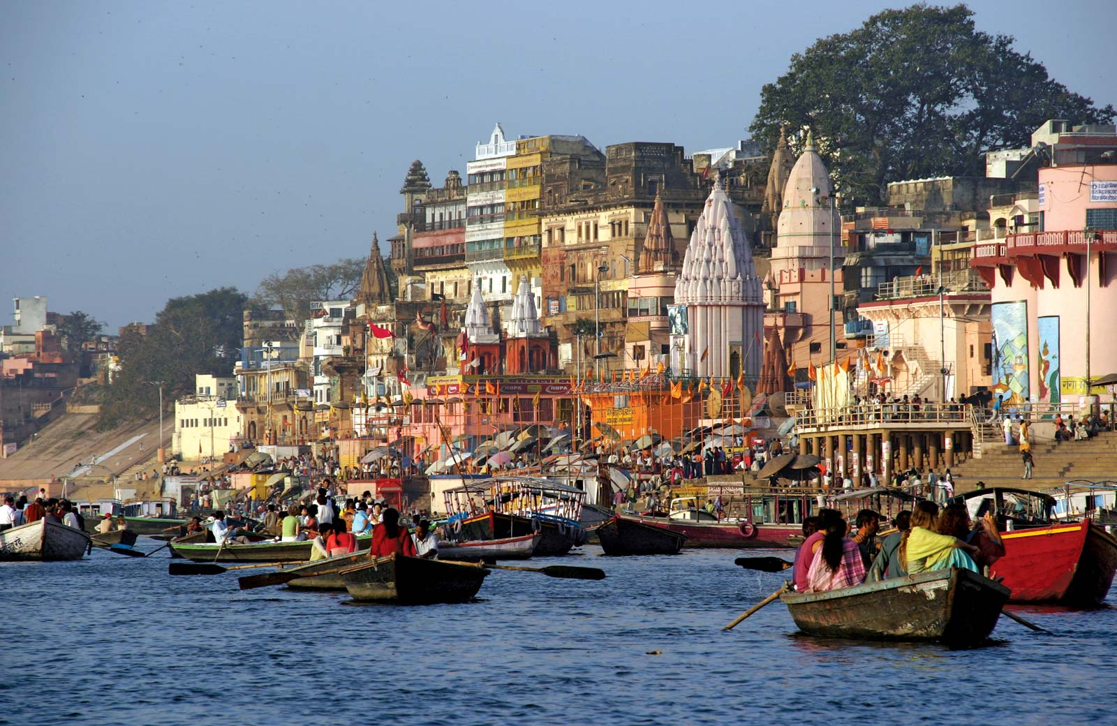 Varanasi Indija Disko Travel3