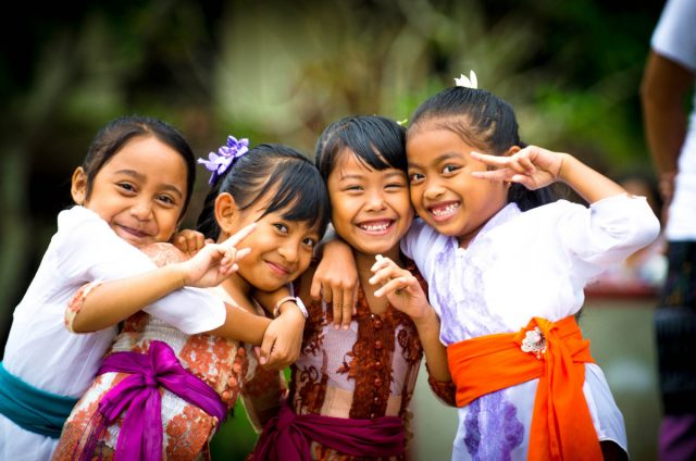 ljudi na Baliju Disko Drugar