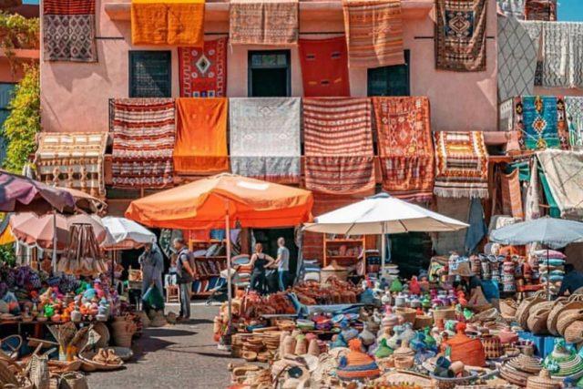 pijaca u Maroku Disko Drugar