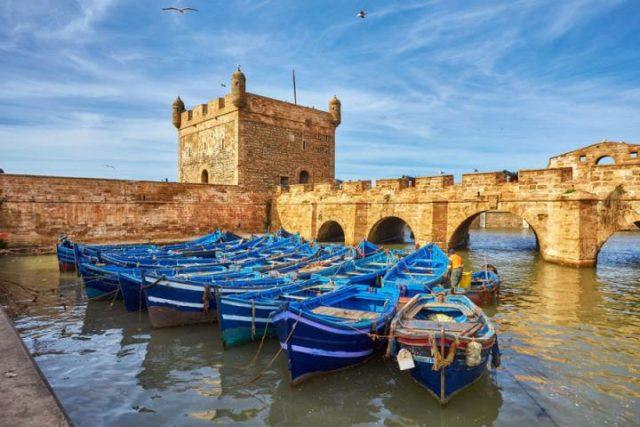 Esauira Maroko Disko Drugar