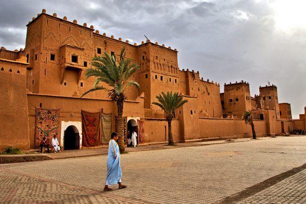 Ouarzazate Maroko Disko Drugar