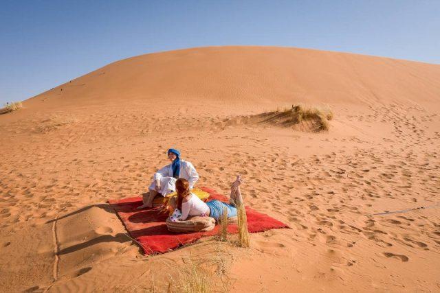 Sahara u Maroku Disko Drugar3