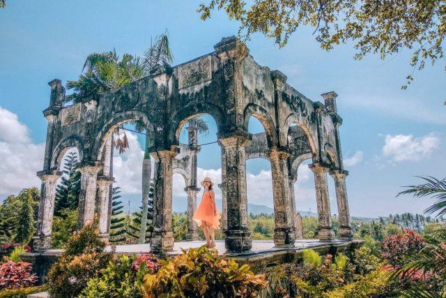 Taman Ujung Bali Indonezija Disko Drugar