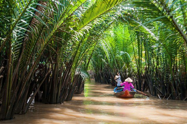 Delta reke Makong Vijetnam 15 dana Disko Travel