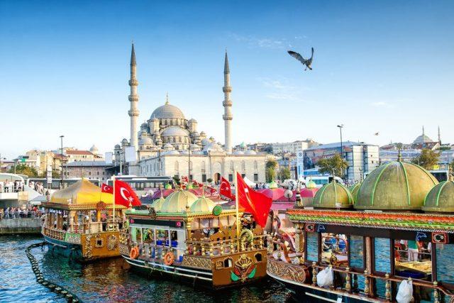 Istanbul - Disko Drugar Putovanja