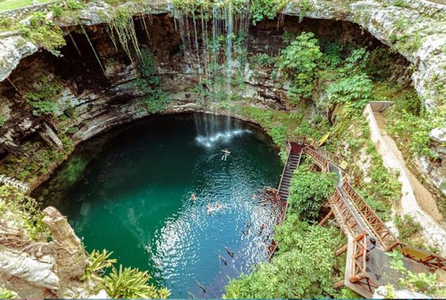 gran cenote mexico disko travel