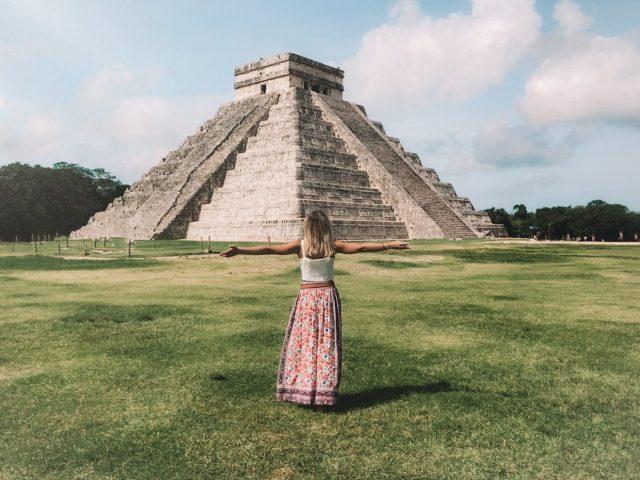 Chichen Itza Meksiko Disko Travel