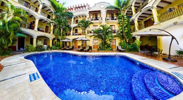 smestaj mexico hotel 4 disko travel